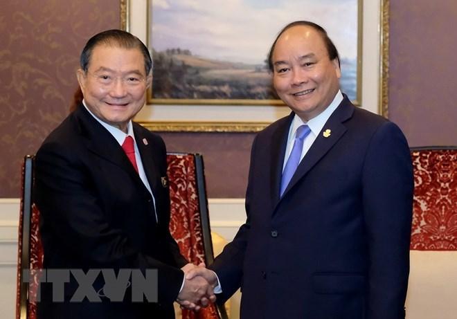 Prime Minister receives ThaiBev Chairman in Bangkok