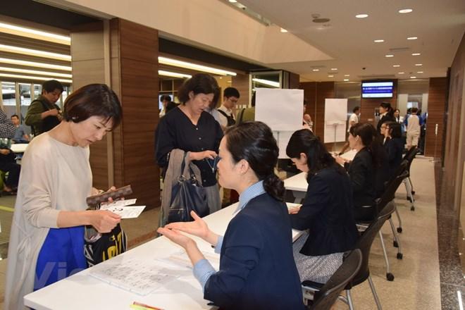2nd Vietnamese language proficiency exam held in Japan