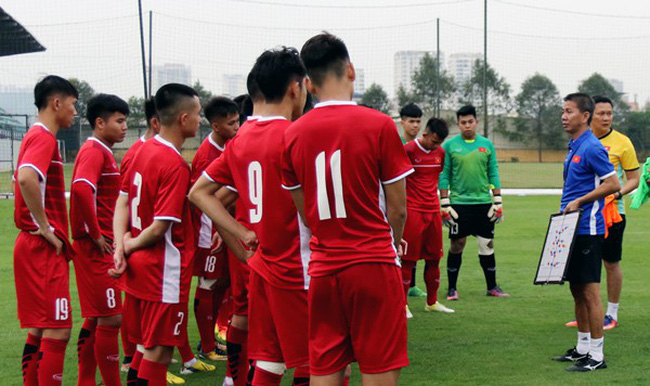 Vietnam roster finalized for AFF U19 Youth Championship