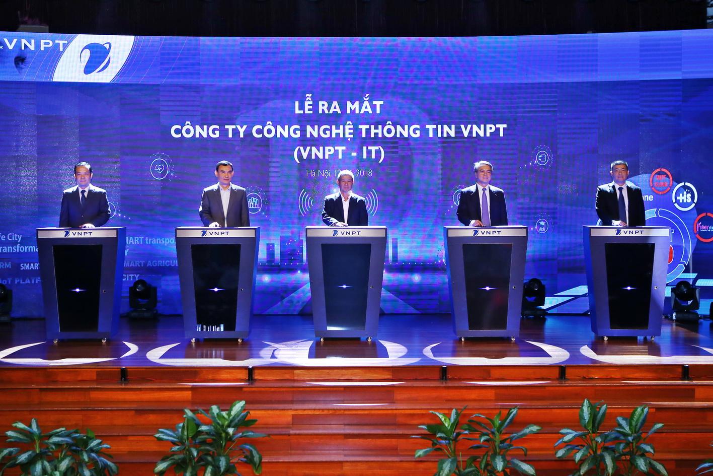 VNPT launches IT company