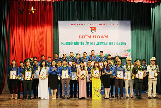 Son La organizes festival for outstanding youth following Uncle Ho's sayings