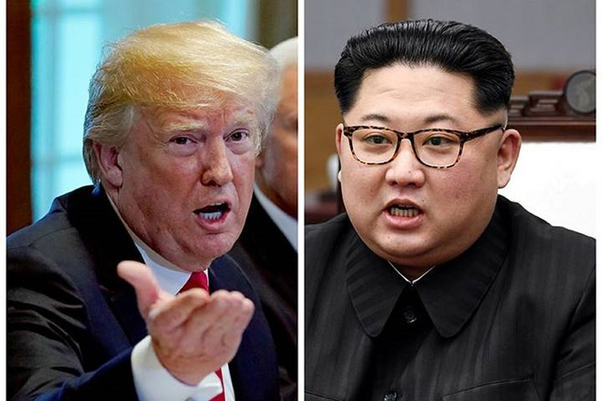 US President and DPRK's leader hold private meeting
