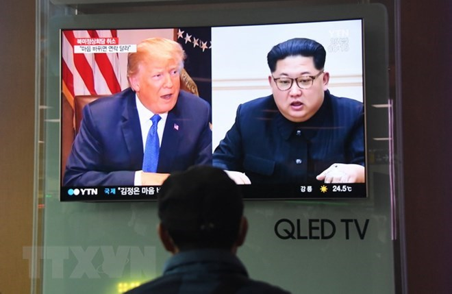 US, DPRK Summit set for morning of June 12th
