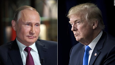 Donald Trump to meet Vladimir Putin in Austria