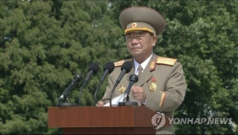 No Kwang-chol appointed DPRK's Defence Minister