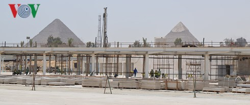 Egypt to launch world's biggest museum
