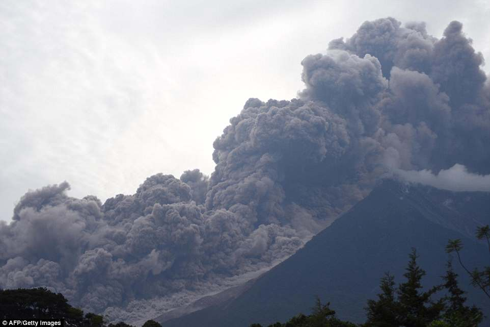 Guatemala volcano death toll rises to 69