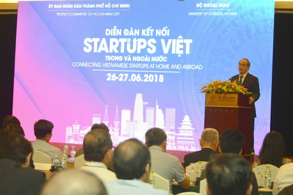 Ho Chi Minh city: Forum on connecting Vietnamese startups at home and abroad