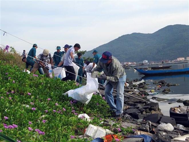 Da Nang marks World Ocean Day