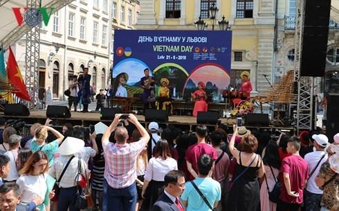 Vietnam Day held in Ukraine's Lviv city