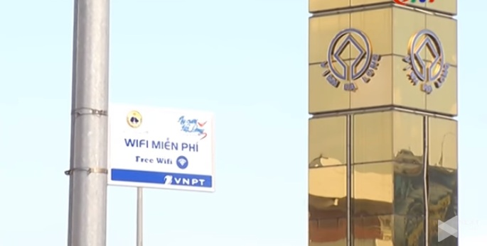 Ha Long city installs 107 free wifi points