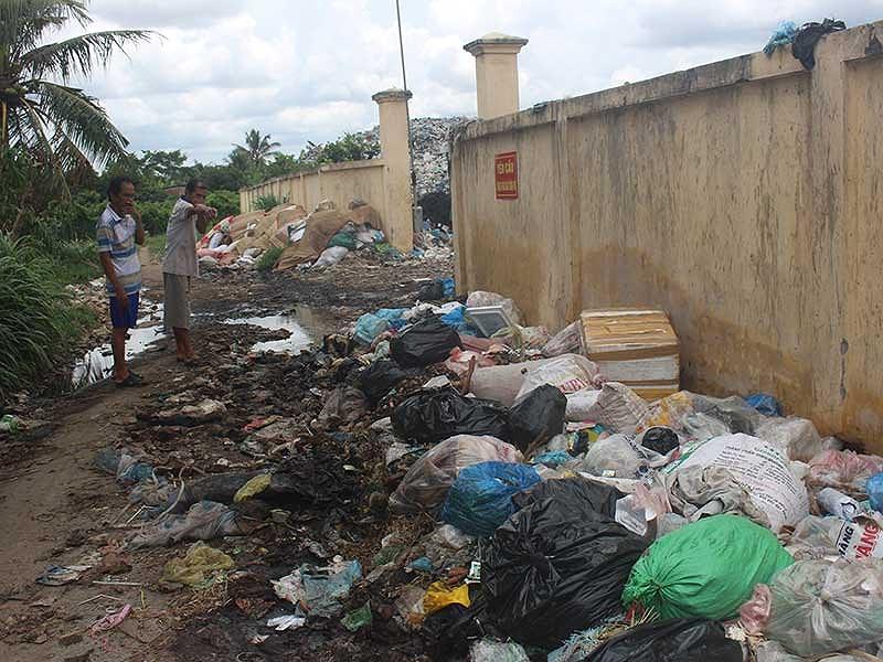 VND535 billion to address serious environmental pollution