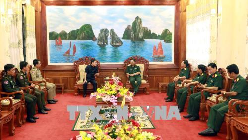 Vietnamese and Cambodian localities increase cooperation