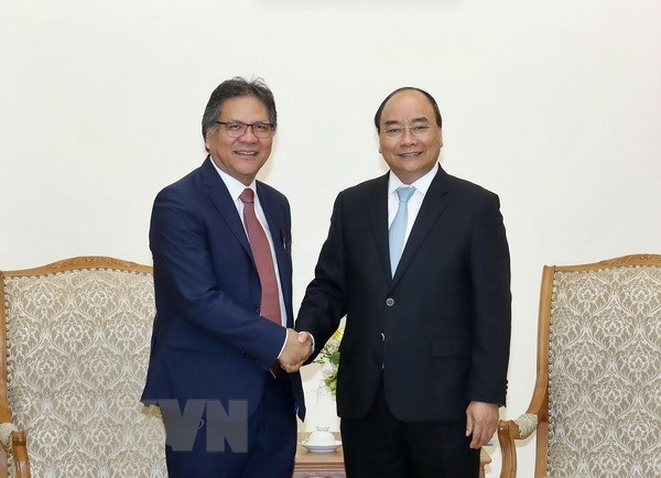 Prime Minister receives Malaysian official