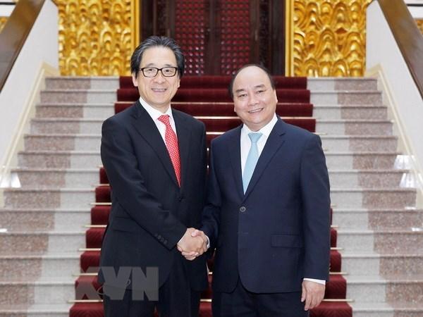 Japanese firms demand Vietnam's skilled workforce: JETRO Chairman