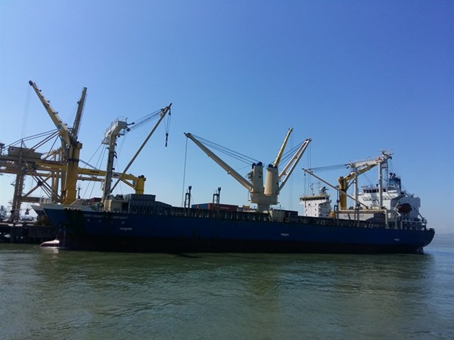 Da Nang completes second-stage upgrading of Tien Sa port