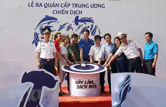 Sea-cleaning campaign launched