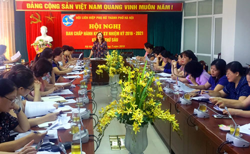 Over 160,000 women provided with production loans