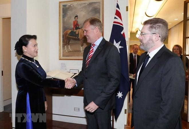 Speaker of Australian House of Representatives to visit Vietnam