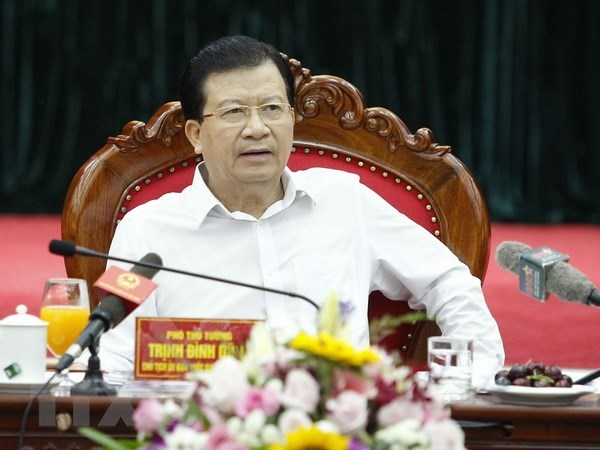 Deputy PM calls for improvements in disaster, incident response