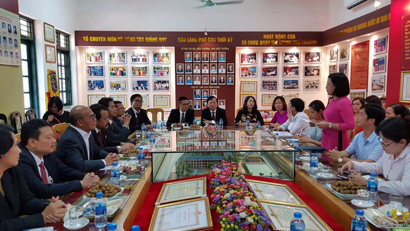 Indonesia hopes to strengthen bilateral cooperation with Vietnam in vocational education