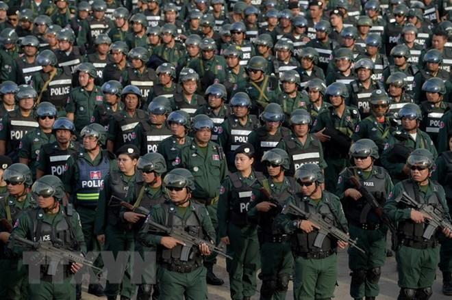 Cambodia records noted socio-economic achievements