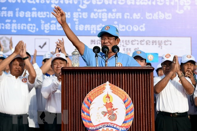 Cambodia: Campaign for July 29th general election ends