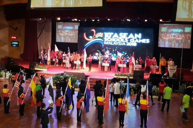 60 Vietnamese students attend 10th ASEAN Schools Games