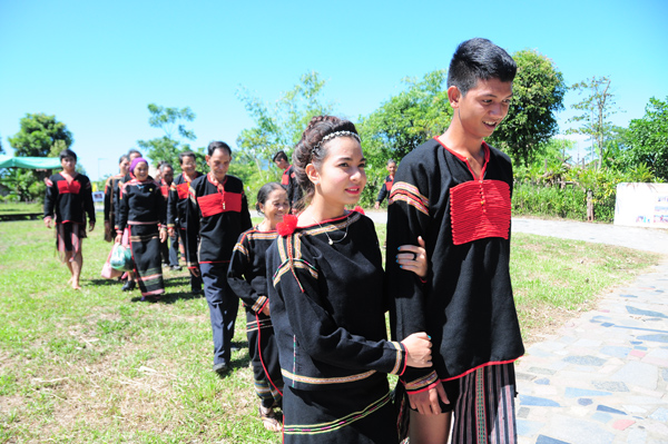 Marriage in the Ede ethnic group in Dak Lak