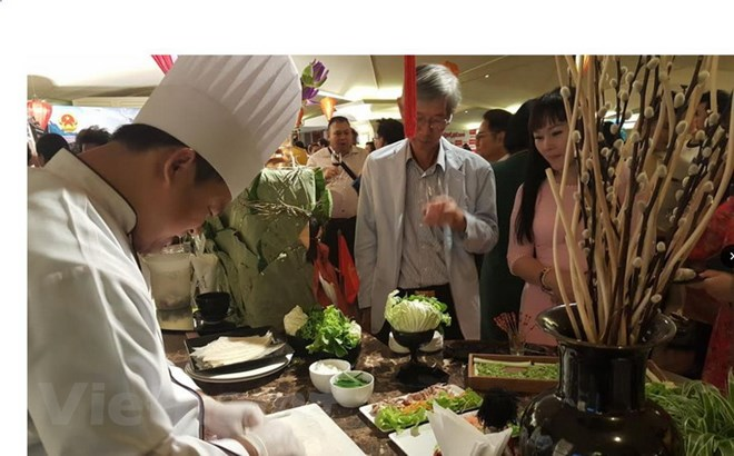 Vietnamese food and cultural promotion week in Thailand