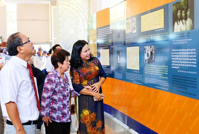 Exhibition on President Ton Duc Thang opens
