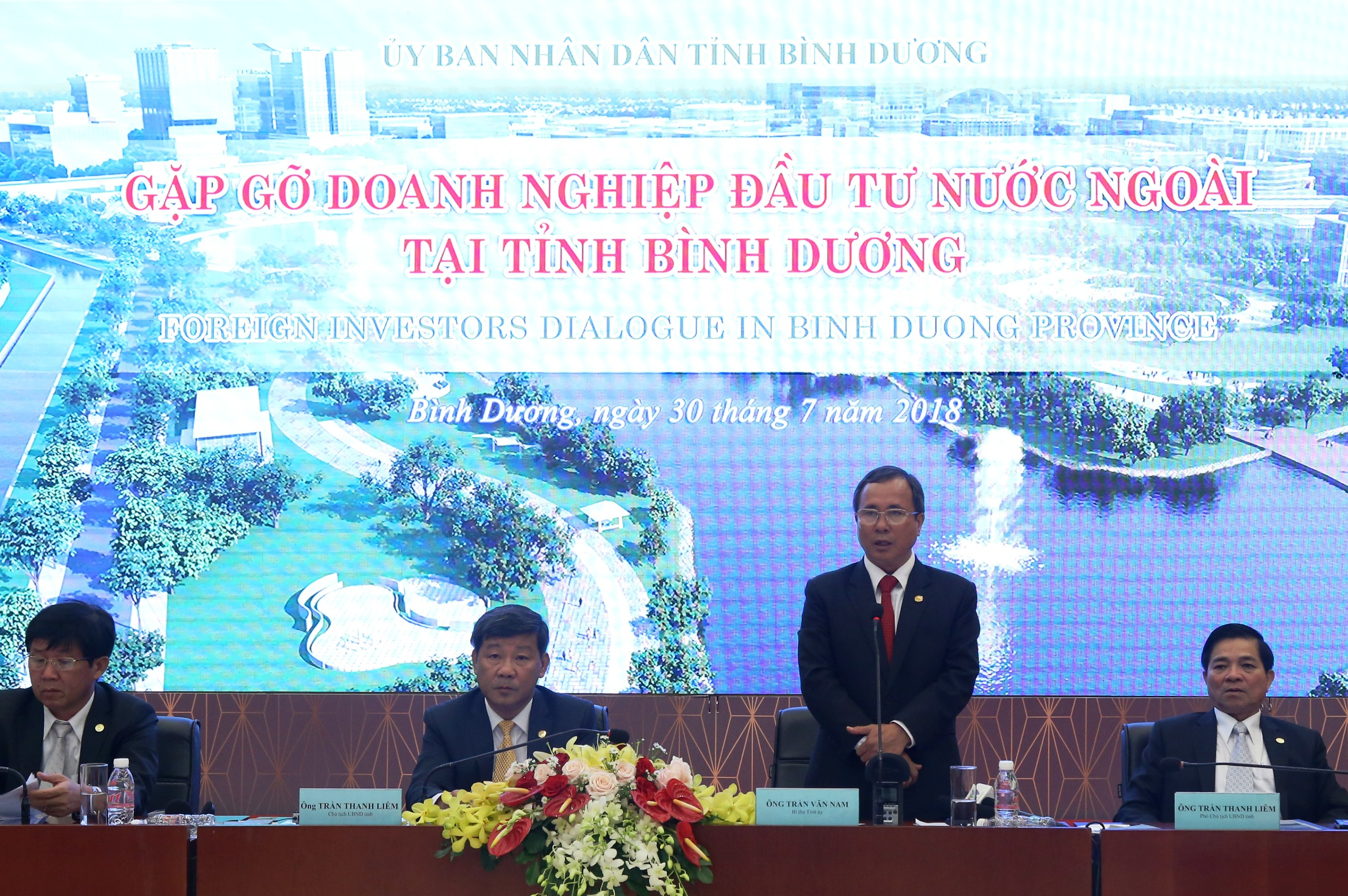 Binh Duong province: FDI forecast to exceed USD7 billion in 2016-2020