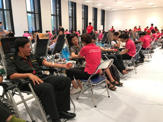 Nationwide blood donation campaign collects over 42,000 units