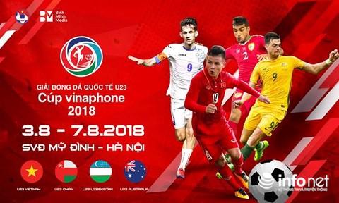 U23 international football championship to kick off on August 3rd