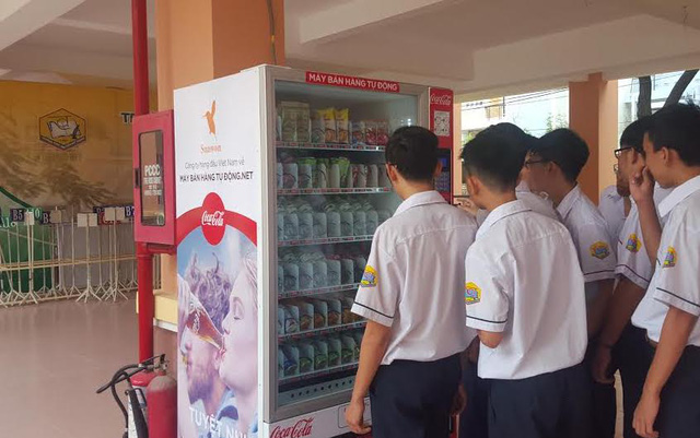 Hanoi to have some 1,000 vending machines by 2020