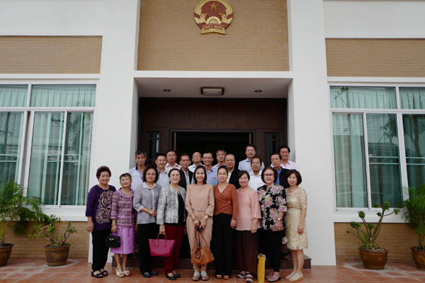 SCOV visits and works in Thailand's Khon Kaen