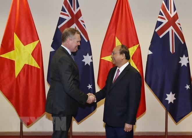 PM Nguyen Xuan Phuc meets Speaker of Australian lower house