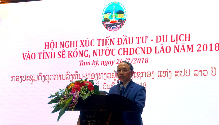 Opportunities for Vietnamese investors to invest in Lao province