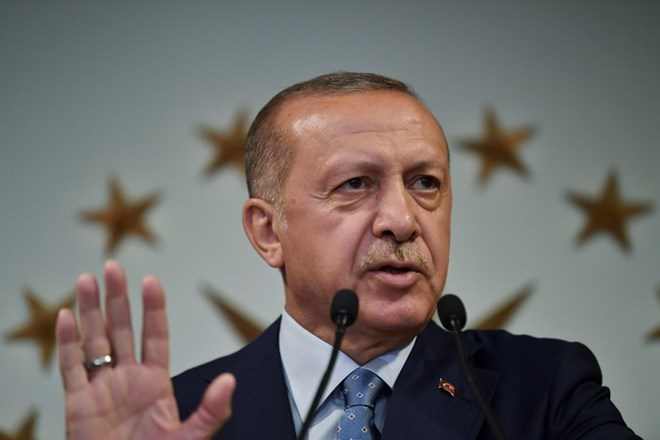 Recep Tayyip Erdogan sworn in as Turkey's President