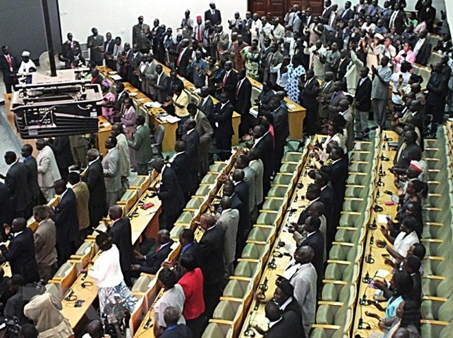 South Sudan government proposes bill to extend presidential term