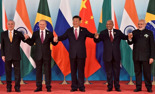 10th BRICS Summit opens in South Africa