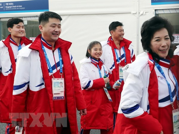 DPRK athletes to RoK for training ahead of ASIAD