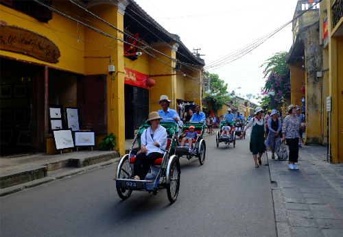 Hoi An among Travel + Leisure's world 15 best cities