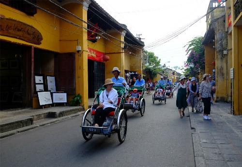 Hoi An among Travel + Leisure's world 15 best cities