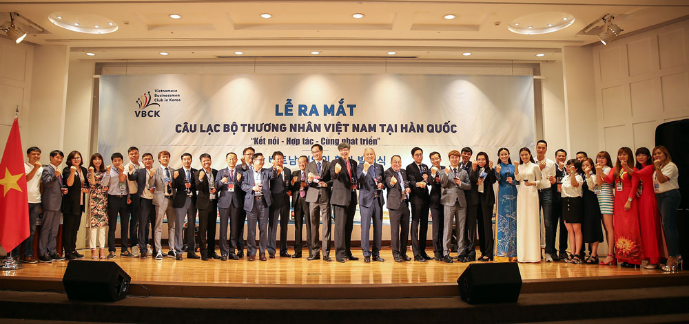 Vietnamese business club in RoK launched