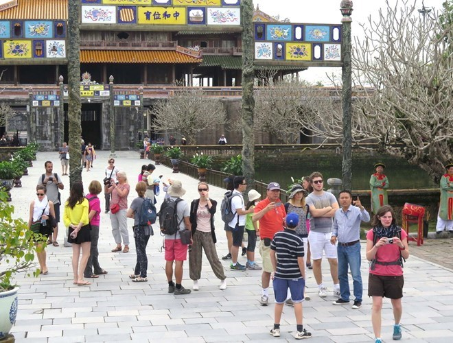 RoK takes lead in tourist arrivals in Thua Thien-Hue