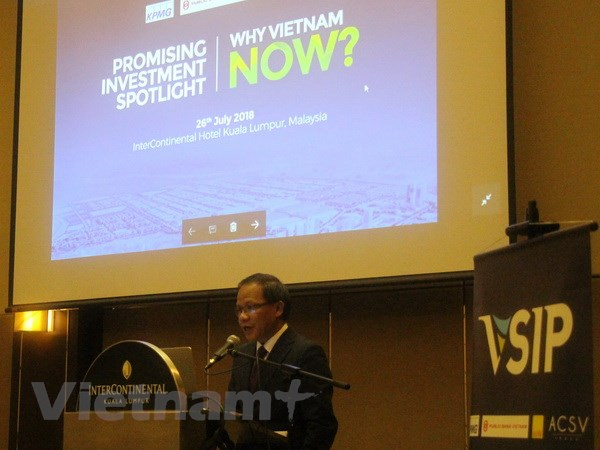 Workshop introduces Vietnam's investment highlights in Malaysia