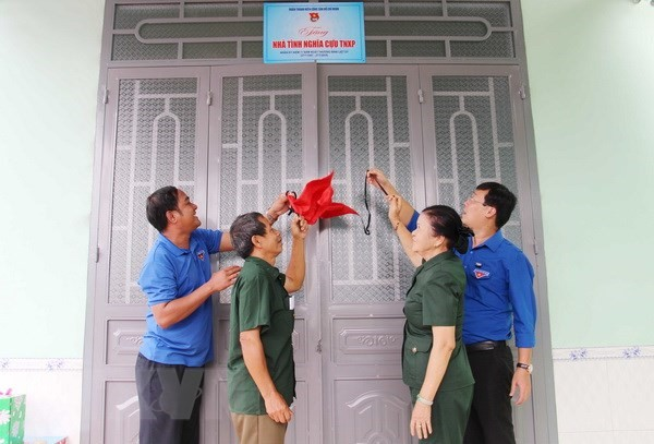 Housing support given to over 14,400 revolutionary contributors