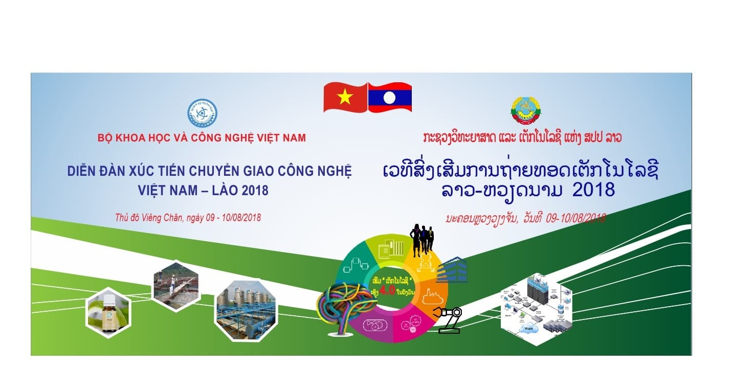 Vietnam, Laos ink science and technology cooperation