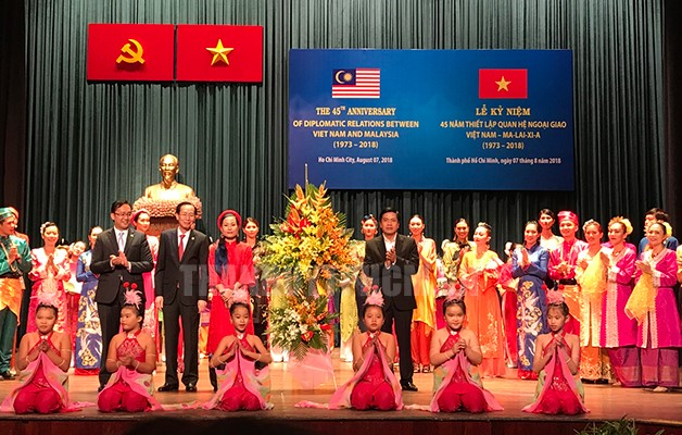 Vietnam - Malaysia relationship develops strongly